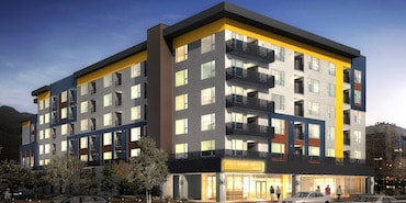 Denver Ground-Up Mixed-Use Apartment Development